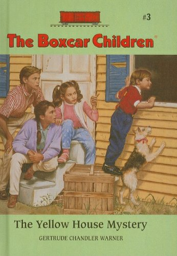 9780812482195: The Yellow House Mystery (Boxcar Children)