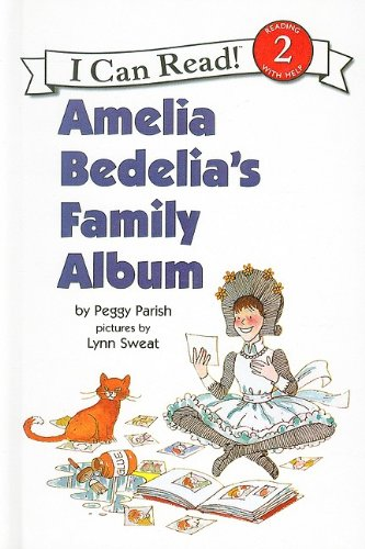 9780812482584: Amelia Bedelia's Family Album (I Can Read Books: Level 2)