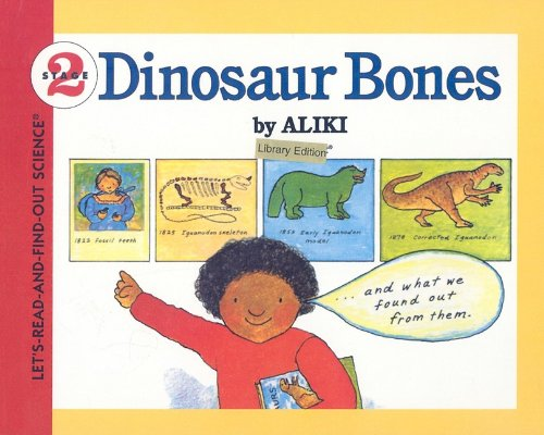9780812482942: Dinosaur Bones (Let's-Read-And-Find-Out Science: Stage 2 (Pb))