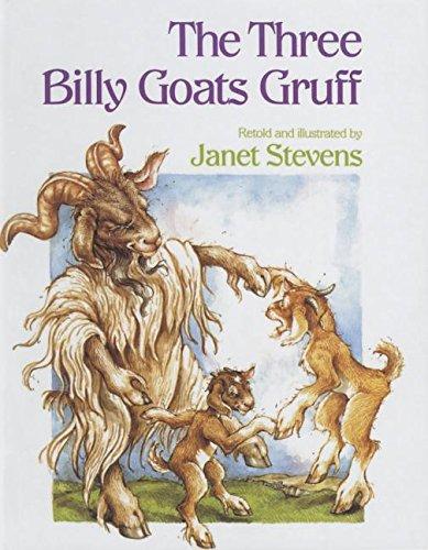 9780812483666: Three Billy Goats Gruff (Big Books)