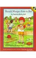 Ronald Morgan Goes to Bat (Picture Puffin Books): Patricia Reilly Giff