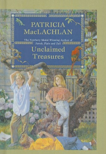 9780812485295: Unclaimed Treasures (Charlotte Zolotow Books (Prebound))