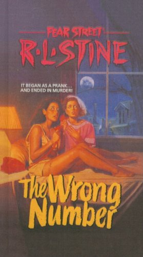 9780812485400: The Wrong Number (Fear Street, No. 5)