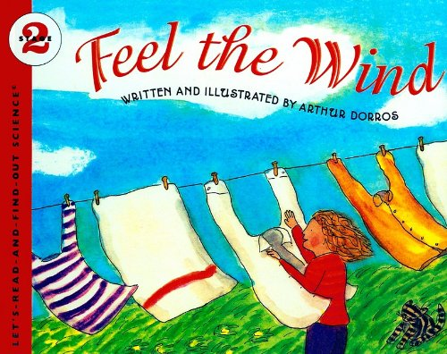 9780812489286: Feel the Wind (Let's-Read-And-Find-Out Science: Stage 2 (Pb))