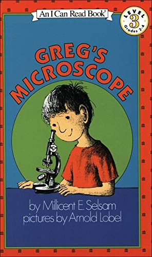 9780812489484: Greg's Microscope (I Can Read Books: Level 3)