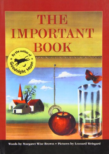 9780812489699: The Important Book