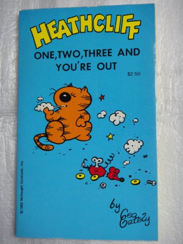 9780812490299: Heathcliff : One, Two, Three and You're Out