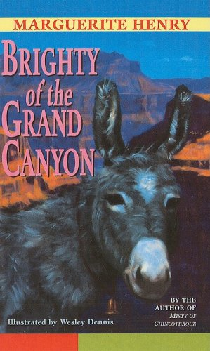 9780812490343: Brighty of the Grand Canyon