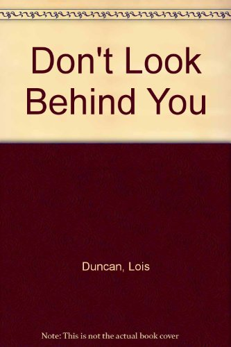9780812490480: Don't Look Behind You