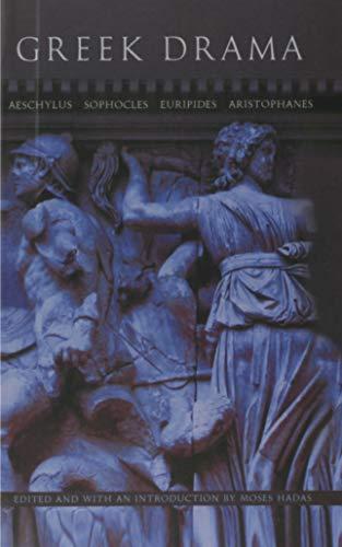 9780812490671: Greek Drama (Bantam Classics)