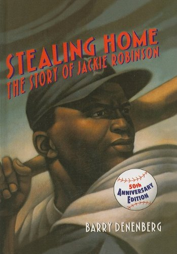 9780812491906: Stealing Home: The Story of Jackie Robinson