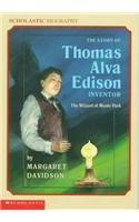 9780812491982: The Story of Thomas Alva Edison, Inventor: The Wizard of Menlo Park