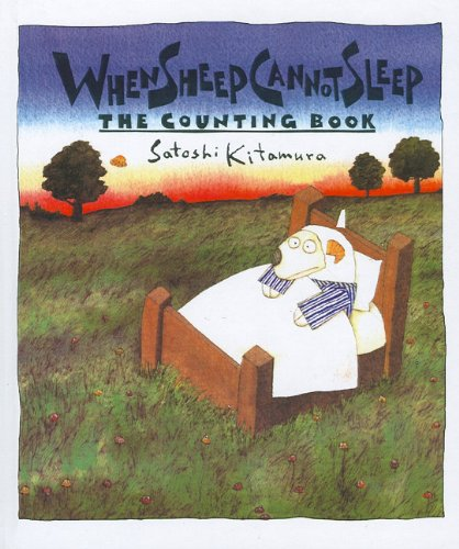 9780812492491: When Sheep Cannot Sleep: The Counting Book (Sunburst Books (Prebound))