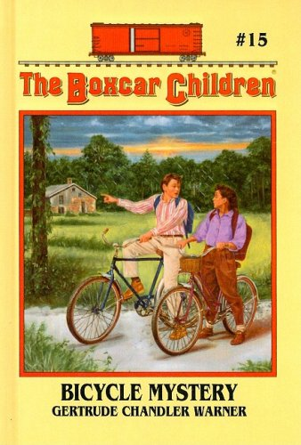 9780812494235: Bicycle Mystery (Boxcar Children)