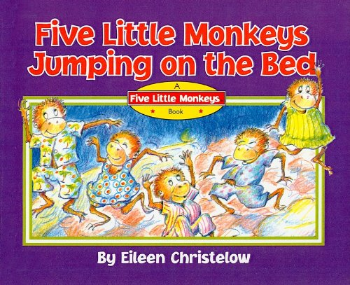 9780812494839: Five Little Monkeys Jumping on the Bed