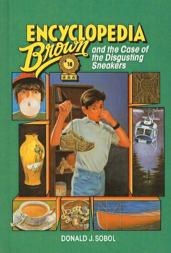 9780812496796: Encyclopedia Brown and the Case of the Disgusting Sneakers