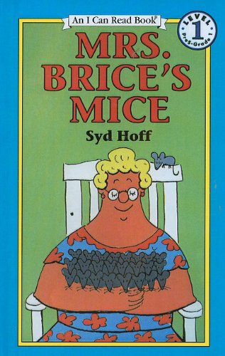 9780812498240 Mrs Brice S Mice I Can Read Books Level 1