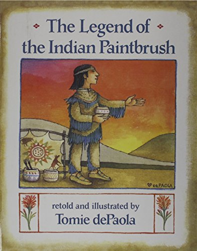 9780812499025: The Legend of the Indian Paintbrush