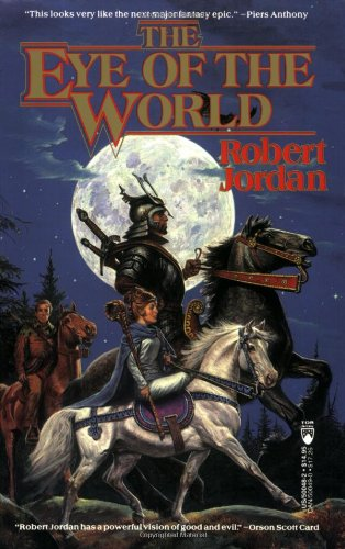 The Eye of the World: Book One of The Wheel of Time ***SIGNED***: Robert Jordan