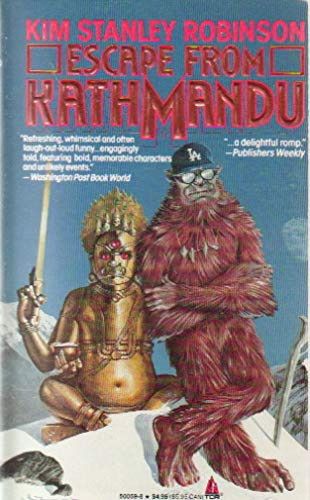 9780812500592: Escape From Kathmandu