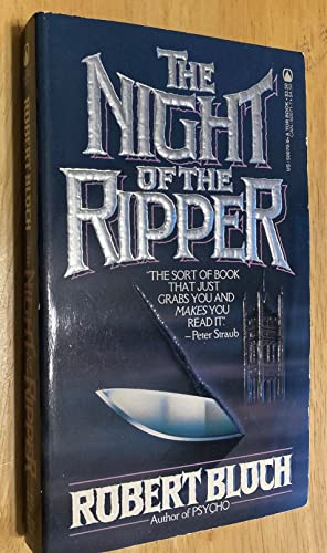The Night of the Ripper: Bloch, Robert