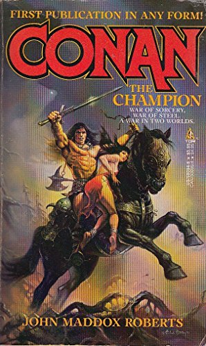 9780812500943: Conan The Champion