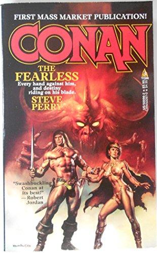 9780812500967: Conan The Fearless