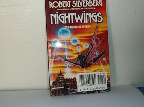 THE LAST CASTLE; NIGHTWINGS.: Vance, Jack; Silverberg,