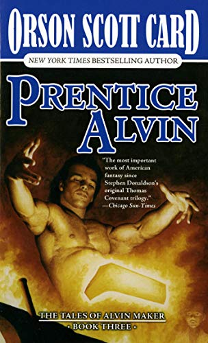 Prentice Alvin: The Tales of Alvin Maker III