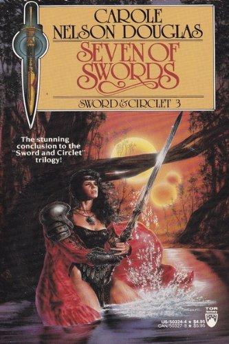 Seven of Swords: Sword & Circlet #3