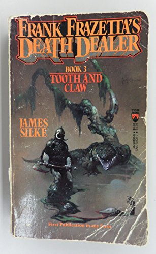 9780812503302: Tooth and Claw: 3 (Frank Frazetta's Death Dealer, Bk 3)