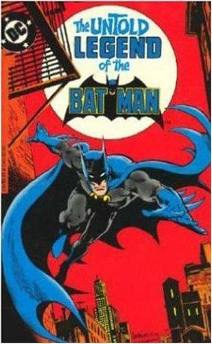 9780812503531: The Untold Legend of the Batman
