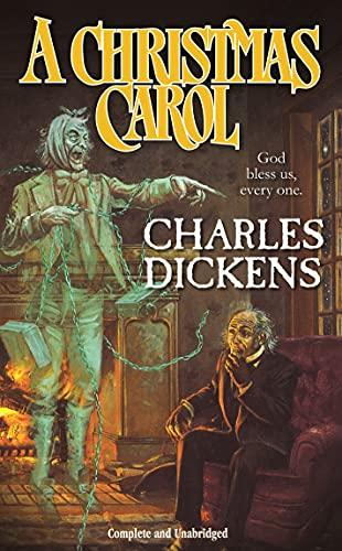 A Christmas Carol (Tor Classics): Charles Dickens