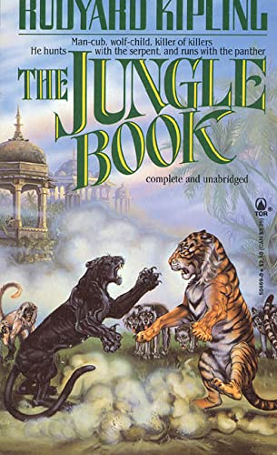 The Jungle Book (Tor Classics): Rudyard Kipling