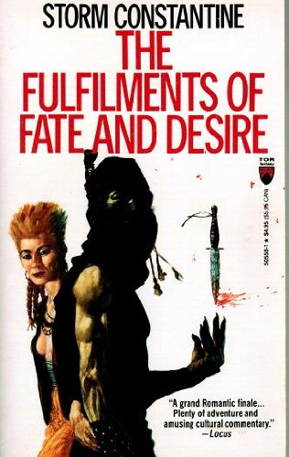 9780812505580: Fulfilments of Fate and Desire (Tor Fantasy)