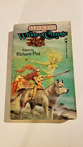 9780812507003: The Winds of Change: The Blood of Ten Chiefs, Vol.3