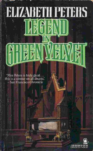 9780812507508: Legend in Green Velvet