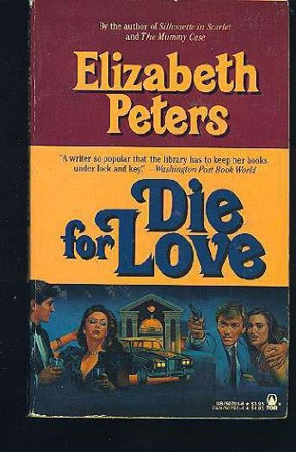 9780812507911: Die For Love (Jacqueline Kirby)