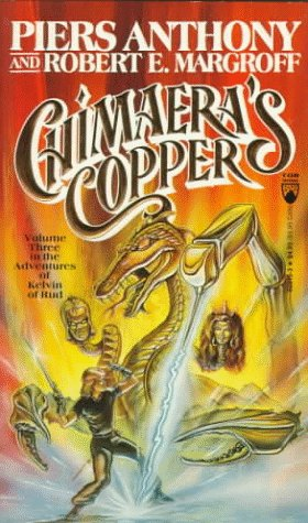 9780812509151: Chimaera's Copper (Kelvin of Rud, No. 3)