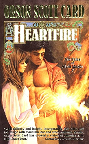 9780812509243: Heartfire (Tales of Alvin Maker, Book 5)