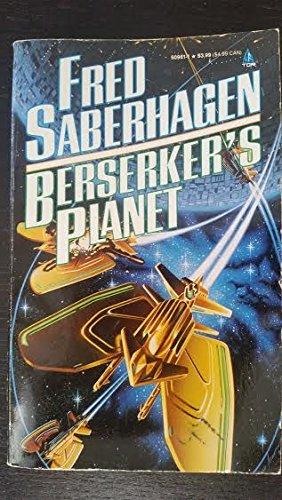 9780812509816: Berserker's Planet