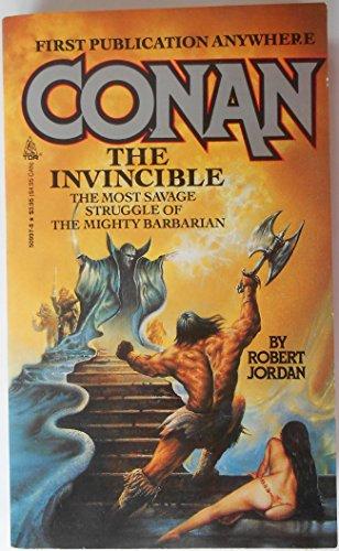 9780812509977: Conan The Invincible
