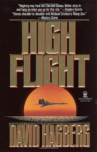 High Flight (McGarvey) (0812510127) by David Hagberg
