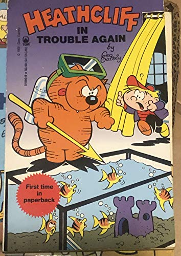 Heathcliff: In Trouble Again: Gately, George