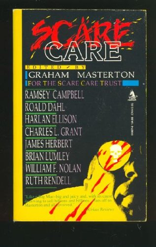 Scare Care: Graham Masterton
