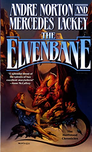 9780812511758: The Elvenbane (Halfblood Chronicles)
