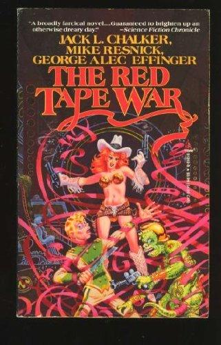 Beispielbild für Red Tape War zum Verkauf von Better World Books