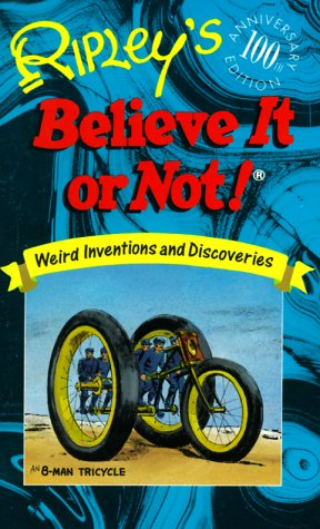 9780812512847: Ripley's Believe It or Not!: Weird Inventions and Discoveries