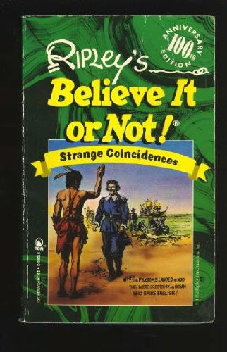 9780812512861: Ripley's Believe It or Not! Strange Coincidences