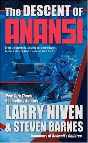 The Descent of Anansi: Steven Barnes, Larry